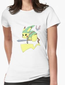Pika Link Womens Fitted T-Shirt