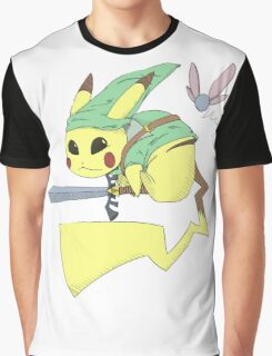 Pika Link Graphic T-Shirt