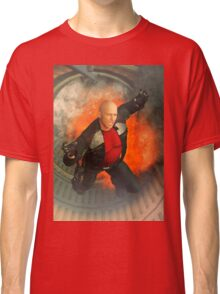 Explosion In The Hole Classic T-Shirt