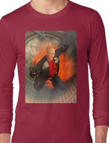 Explosion In The Hole Long Sleeve T-Shirt