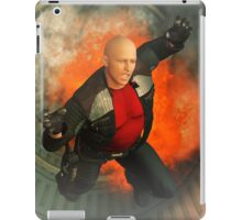 Explosion In The Hole iPad Case/Skin