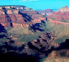 Grand Canyon Magic by Bryan Shane