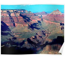 Grand Canyon Magic Poster