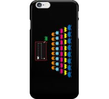 Retro T-Shirt - Space Invaders  iPhone Case/Skin