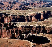 Canyonlands Cutouts by Bryan Shane