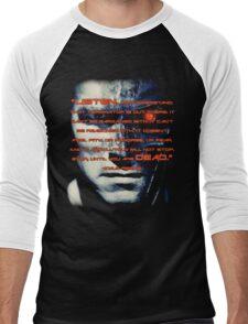 Dark Machine Men's Baseball ¾ T-Shirt