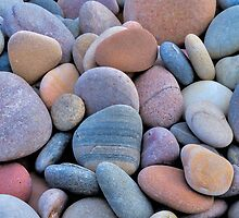 COVE BAY PEBBLES by JASPERIMAGE