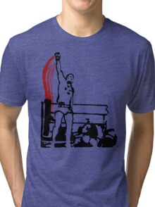 The Last Emperor Wins Tri-blend T-Shirt
