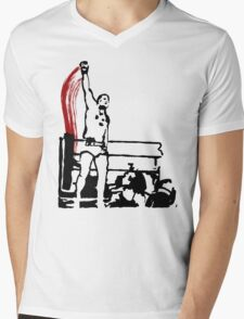 The Last Emperor Wins Mens V-Neck T-Shirt