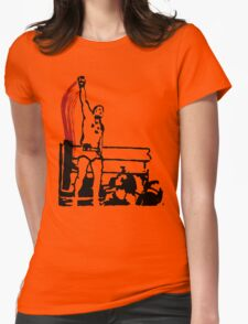The Last Emperor Wins Womens Fitted T-Shirt