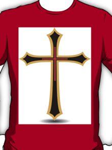Golden Cross T-Shirt