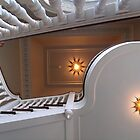 Winding Staircase by Anna Hassett