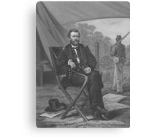 General Grant  Canvas Print