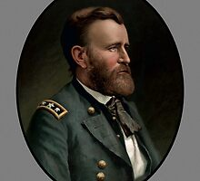 General Ulysses S. Grant by warishellstore