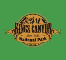 Kings Canyon National Park, Nervada by CarbonClothing