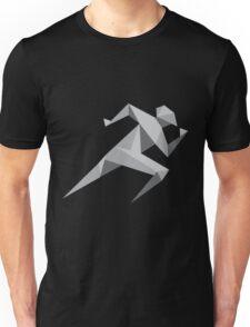 run geek computer Unisex T-Shirt