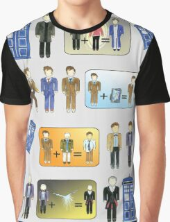The Doctor Regenerates - #9-12 Graphic T-Shirt