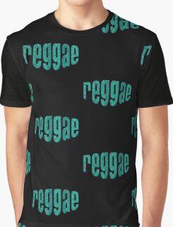 reggae Graphic T-Shirt