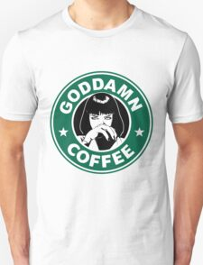 Starbucks Fiction T-Shirt