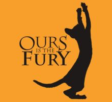 Ours is the Fury Meow. by mrsxandamere