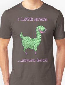 An Alpaca Who Knows How to Party T-Shirt