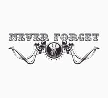 Never Forget by azummo