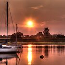 Dell Quay by Mike Weeks