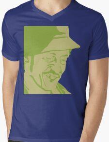 Bubbles Mens V-Neck T-Shirt