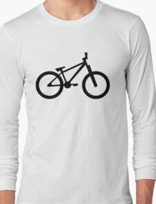 Dirt Jumper Long Sleeve T-Shirt