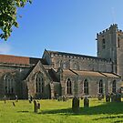 Lady St. Mary Church, Wareham by RedHillDigital