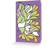 Untitled Abstract 7 Greeting Card