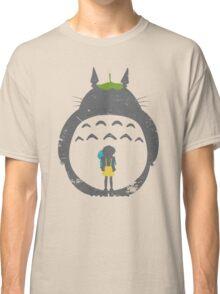 Totoro Silhouette Classic T-Shirt