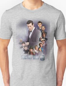 doctor who - 50 years of... Unisex T-Shirt