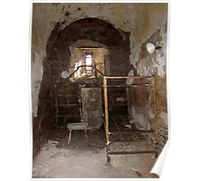 Eastern State Prison Cell, Philadelphia, PA Poster