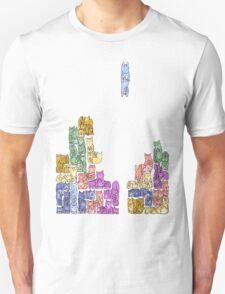 Cat Tetris T-Shirt