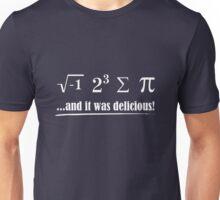 Delicious Pi Unisex T-Shirt