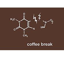 Coffee Break! Photographic Print