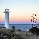 Triabunna Lighthouse by David Haworth