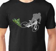 Downhill Biker Unisex T-Shirt