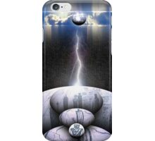 light spirit singing stones iPhone Case/Skin