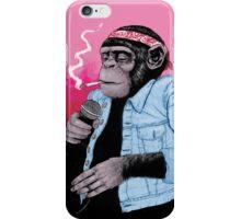 Wet Chimp iPhone Case/Skin