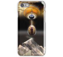 light spirit hopi shaman iPhone Case/Skin
