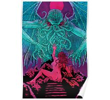 Cthulhu Blues Poster
