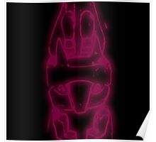 The Neon Totem Poster