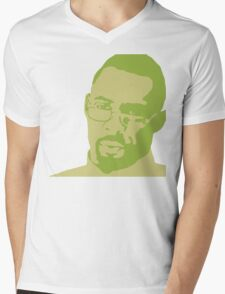 Stringer Bell Mens V-Neck T-Shirt