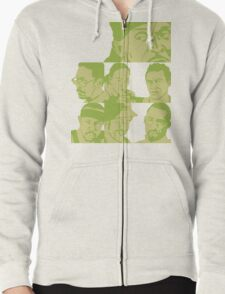 The Wire Zipped Hoodie