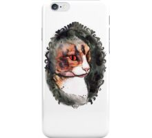 cat and keys iPhone Case/Skin
