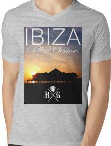 Ibiza - Chillout Sessions Mens V-Neck T-Shirt