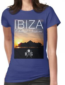 Ibiza - Chillout Sessions Womens Fitted T-Shirt