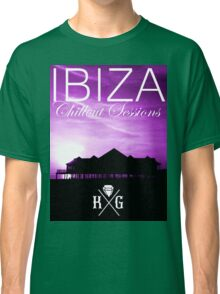 Ibiza - Chillout Sessions Purple Classic T-Shirt